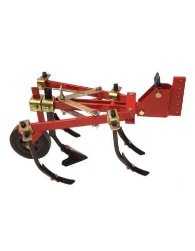 Cultivador desplazable 5 brazos
