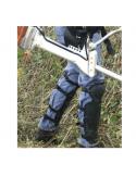 Espinilleras profesionales para desbrozadora