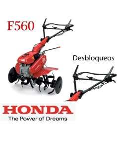 Motoazada Honda F 560