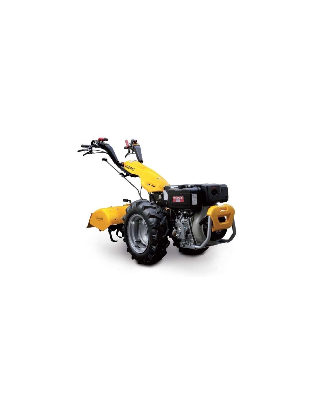Motocultor pasquali xb40 powersafe agroarenas - Motocultor segunda mano ...
