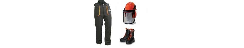 Equipos y ropa de seguridad