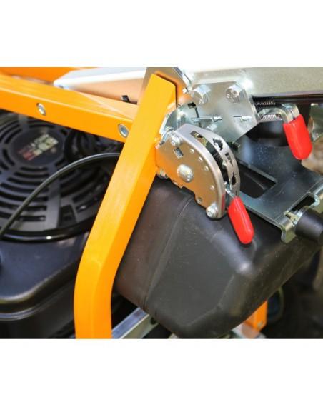 Desbrozadora forestal de ruedas AsMotor AS63