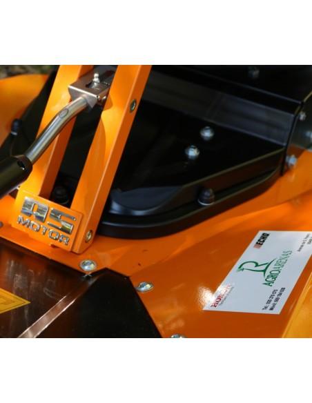 As Motor AS63 Desbrozadora Forestal