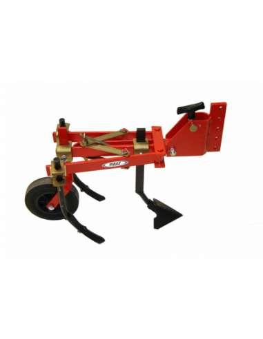 Cultivador desplazable 3 brazos
