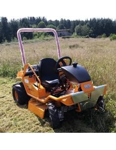 AS motor AS 940 Sherpa 4WD RC tractor Desbrozadora 4x4