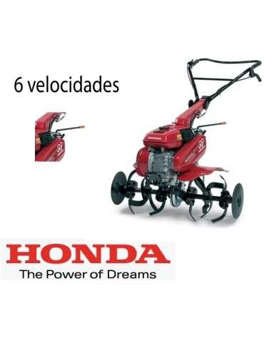 Motoazada Honda F510.