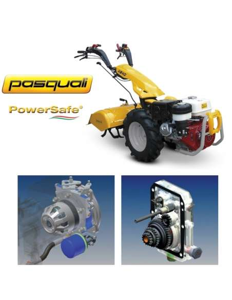 Pascuali XB40 Powersafe®