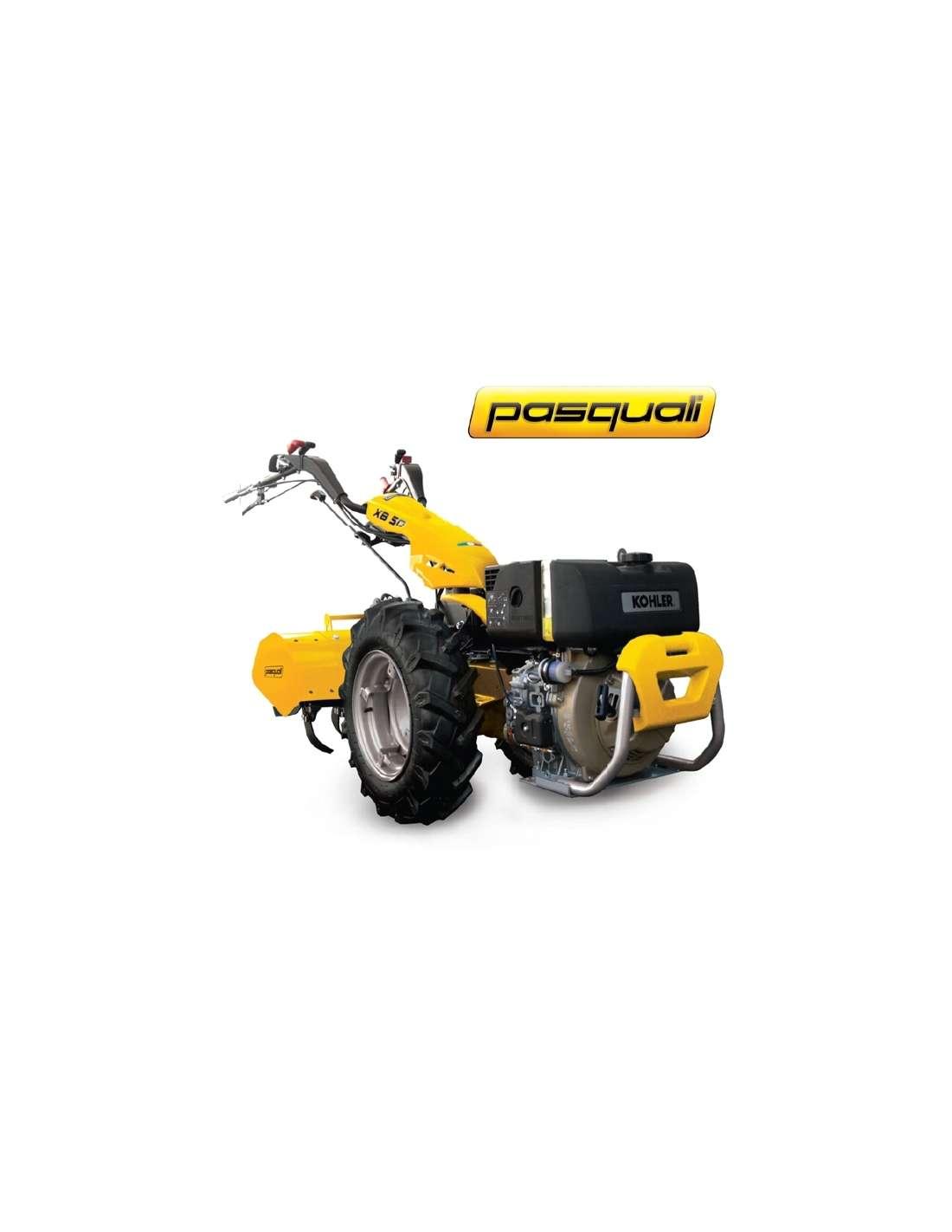 Motocultor pasquali xb50 100 financiaci n 0 inter s - Pasquali espana ...
