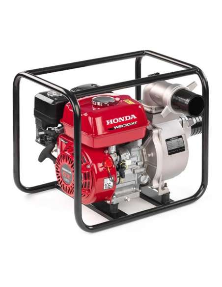 Honda WB 30 XT - Motobomba de caudal.