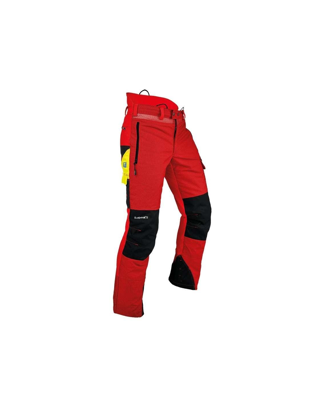 6fd8830336c Pantalones Pfanner Gladiator Anticorte para Motosierras (Clase 2 ...