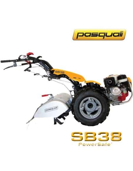 Motocultor Pasquali SB 38 Powersafe®