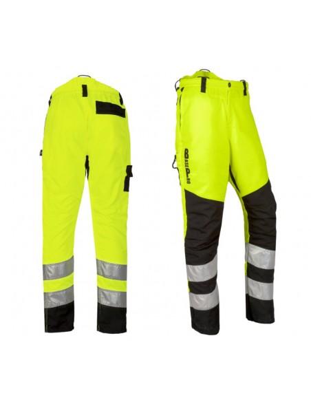 Pantalón Alta visibilidad Anticorte (CLASE 1)