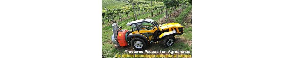 Tractores Pasquali.